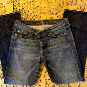 7 for all Mankind jeans -size 30